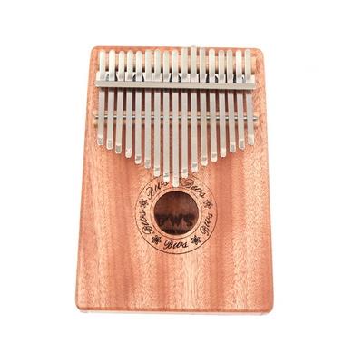 칼림바 17건반 D형 손가락 피아노 풀세트 엄지피아노