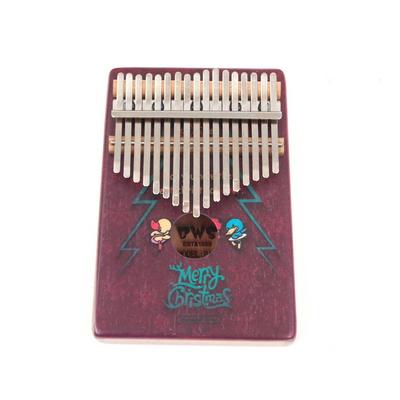 칼림바 17건반 G형 손가락 피아노 풀세트 엄지피아노
