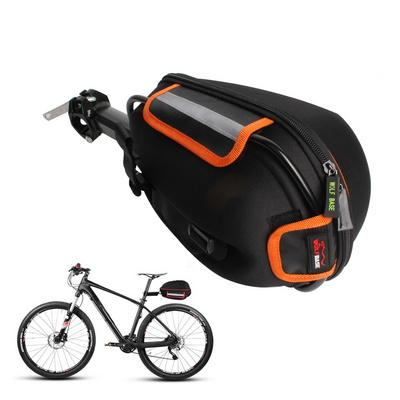 자전거 리어 캐리어 투어용 프레임 가방