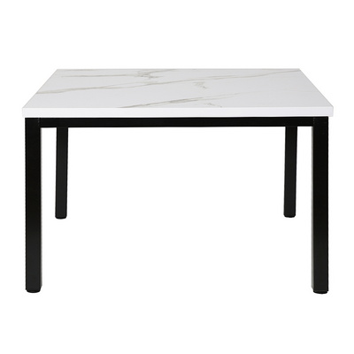 [가구느낌] LPM-1000x600-40각 식탁테이블 카페 4인