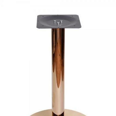 [가구느낌] 로즈골드 3인치 프레임(600 800) 테이블 다리