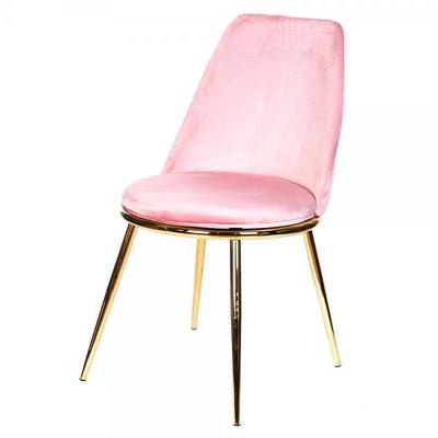 [가구느낌] 링벨벳체어 1+1 식탁의자 카페 디자인 인테리어