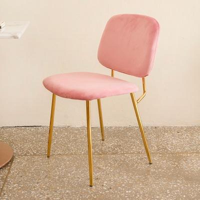 [가구느낌] 샤이벨벳체어 1+1 식탁의자 카페 디자인 인테리어