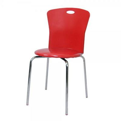 [가구느낌] 원사출의자 철제 인테리어의자