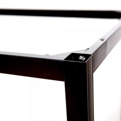 1200x600용-40각프레임 철제 테이블 다리
