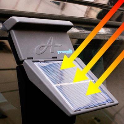 트랜디 솔라벤트  차량용환풍기 태양열환풍기 공기순환/ 공기청정