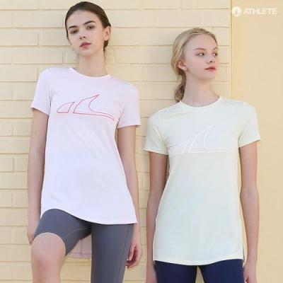 흡한속건 에어쿨 Y존&힙커버 HRT44 레아 롱 티셔츠