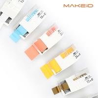 로드메일코리아 MAKEiD 라벨프린터 라벨지 라벨테이프 12mm