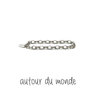 diamond chain men bracelet