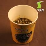 물만타면 전복김국 컵밥