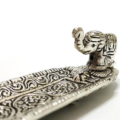 인센스 홀더 메탈 코끼리형