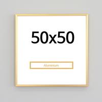 알루미늄액자 50x50 정사각형액자(7컬러) 인테리어 액자