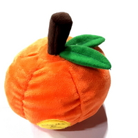 pet toy  Squeaky Pumpkin 호박
