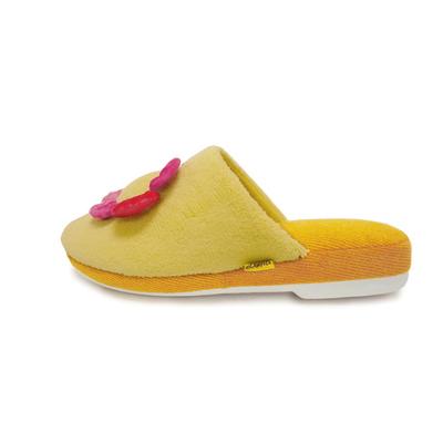 Girlish Slippers-Yellow