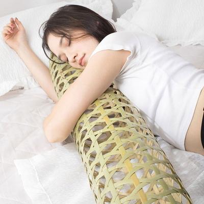 리빙몽드 대나무죽부인 여름베개 120X20cm 대형