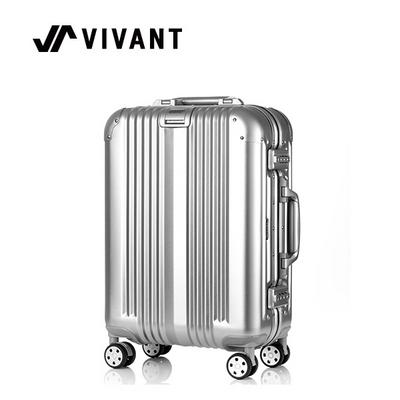 VIVANT 비방트 풀알루미늄 20형 기내용 캐리어
