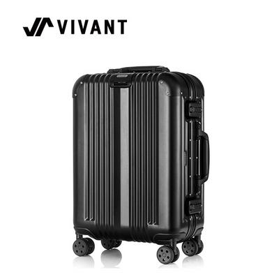 VIVANT 비방트 풀알루미늄 20형 28형 캐리어세트 화물용 기내용