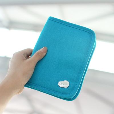 트래블러스 - 폴더 v3 (블루)