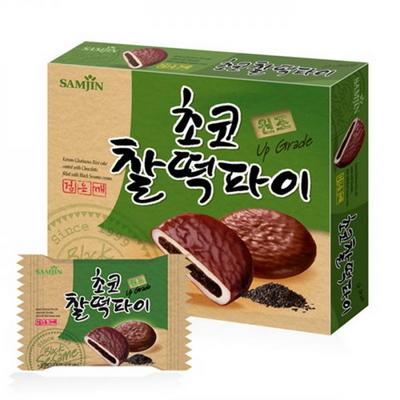 삼진식품 검정깨찰떡파이 310g(31gx10개)