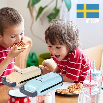 DR-800W 와플메이커 와플만들기 와플기계  북유럽 스웨덴풍