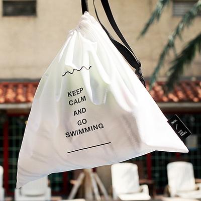 여행파우치 - swimming pouch