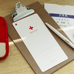 MEDICAL RECORD - 의료 기록카드