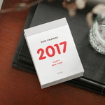 2017 Daily Calendar