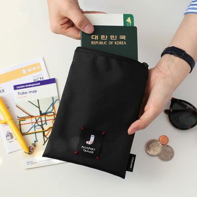 여권 파우치 passport trailer