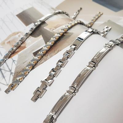 발란스3000 게르마늄 팔찌 시크 스타일 패션팔찌 건강팔찌 커플팔찌