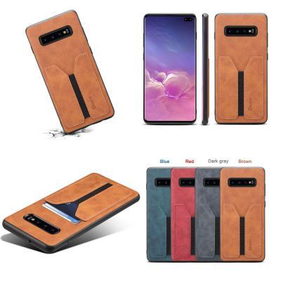 갤럭시 노트10 플러스 S10 5G 노트9 가죽 포켓 카드 지갑 수납 밴드 슬림핏 실리콘 핸드폰 케이스 추천