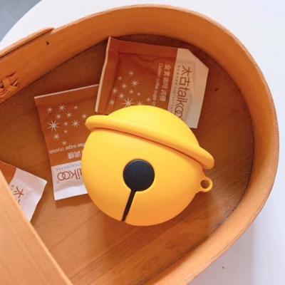 에어팟케이스 귀여운 3D입체 캐릭터 금방울 실리콘 스킨 커버 블루투스 무선 이어폰 악세사리 1/2 세대