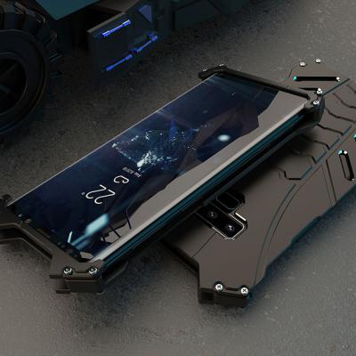 갤럭시노트20 울트라 10 + S10 5G S10E 히어로 박쥐 메탈 터프 범퍼 하드케이스
