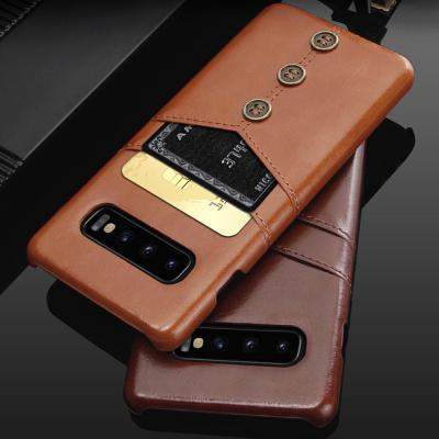 갤럭시 노트10/노트10플러스 귀여운 가죽 카드지갑 포켓 슬림핏 스키니 소프트 핸드폰 케이스