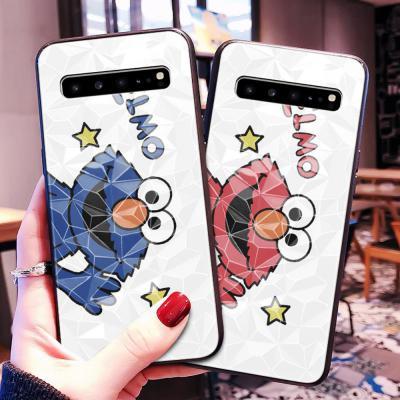아이폰 XR XS MAX 8 7 플러스 크리스탈 글리터 귀여운 곰돌이 몬스터 캐릭터 유광 슬림 하드 핸드폰 케이스