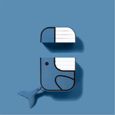 에어팟 프로 3세대 귀여운 니모 고래 물고기 캐릭터 실리콘 무선 이어폰 충전 케이스 커플 추천 악세사리
