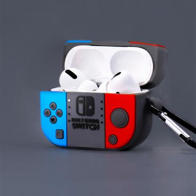 에어팟 프로 3세대 특이한 미니 게임기 실리콘 충전 케이스 키링 고리 무선 이어폰 커플 추천 악세사리 PRO