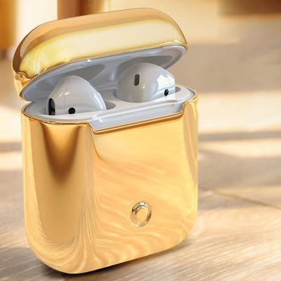 에어팟프로 스키니 크리스탈 유광 실리콘 PRO 무선 이어폰 충전 젤리 케이스 키링 철가루방지스티커 3세대