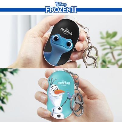 겨울왕국2 갤럭시버즈 1 2 플러스 디즈니 정품 브루니 올라프 캐릭터 커플 하드 충전 케이스 키링 세트