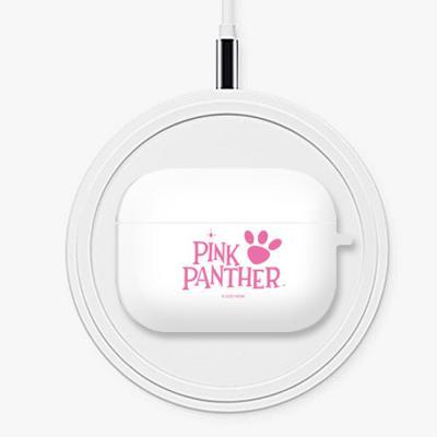 핑크팬더 에어팟프로 귀여운 정품 캐릭터 무선 이어폰 커플 실리콘 충전 케이스 철가루스티커 세트 3세대