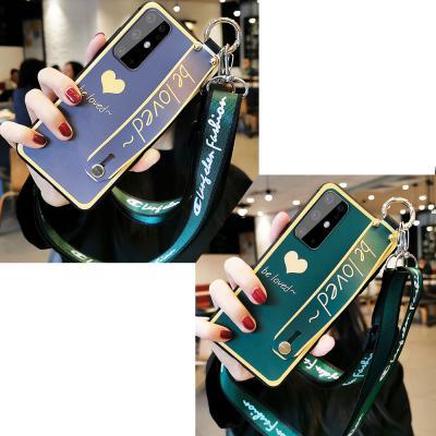 아이폰11 프로 pro max xr xs 8 7 귀여운 하트 핸드 스트랩 목걸이줄 세트 소프트 젤리 케이스