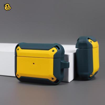 에어팟프로 3세대 반전 컬러 tpu 범퍼 유선 무선 충전 아머 케이스/철가루스티커/커플 추천