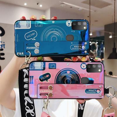 갤럭시노트10 9 8 s10 s10e s9 플러스 커플 카메라 캐릭터 핸드 스트랩 거치대 특이한 실리콘 케이스