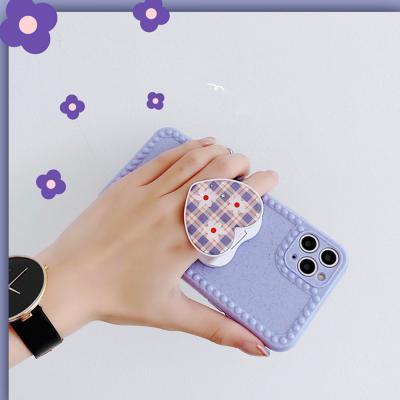 아이폰se2 11 pro max xr xs 8 7+ 귀여운 글리터 하트 그립톡/파스텔 펄 매트 카메라보호 젤리 범퍼 케이스