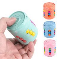 회전 매직빈 피젯 큐브 캔 스피너 양방향 스핀 토이 장난감 입체 퍼즐 두뇌발달 스트레스해소
