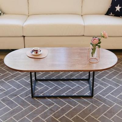 쉐마 자작나무 어라운드 원목소파테이블