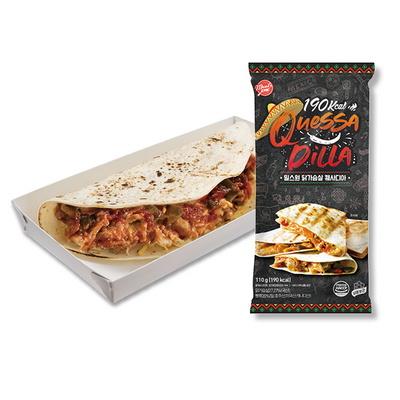 닭가슴살 퀘사디아 피자 5팩