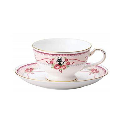 노리다케 마녀배달부 키키 커피잔 핑크