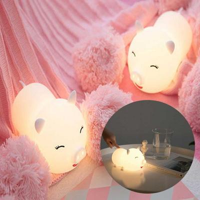 국민수유등 특이한 캐릭터 LED 취침등 무드등 4종