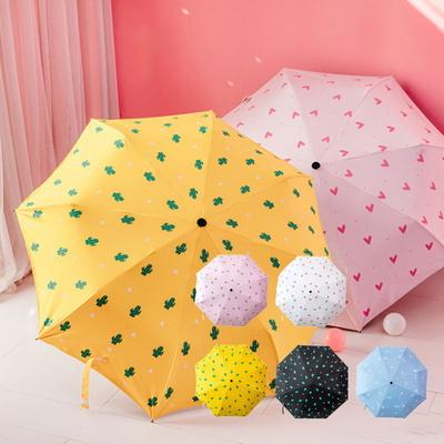 접이식 암막 양산 자외선차단 uv 3단 우양산 우산