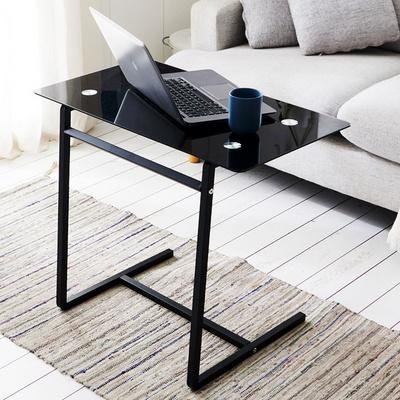 폭좁은책상 국산 1인용책상 거실 침실 보조 테이블